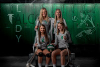 21 Blair Oaks VB Locker